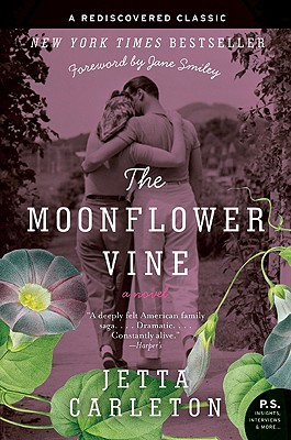 The Moonflower Vine By Carleton, Jetta/ Smiley, Jane (FRW)