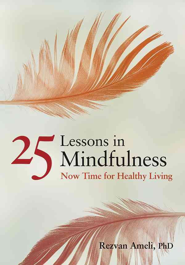 25 Lessons in Mindfulness By Ameli, Rezvan